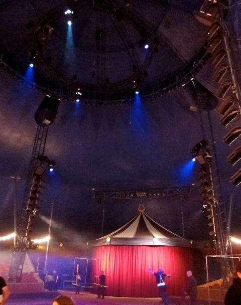 Paris une soir e au cirque francisca matt oli 39 s blog - Carrefour des cascades porte de passy ...
