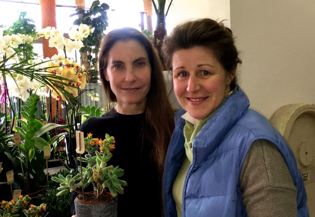 Francisca Matteoli : Paris – Dans mon jardin